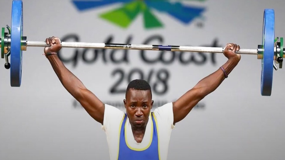 Ugandan weightlifter who went missing seen wearing old India track jacket