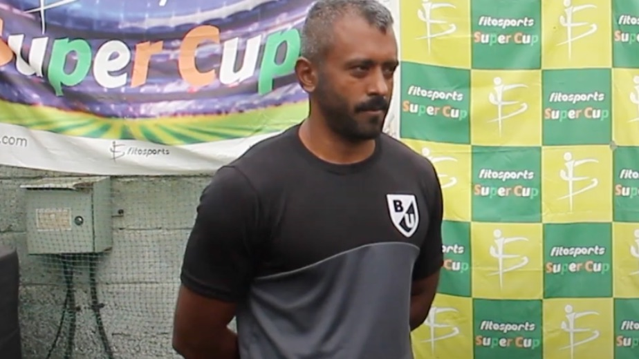Match practice will be crucial before I-League Qualifiers: Football coach Richard Hood
