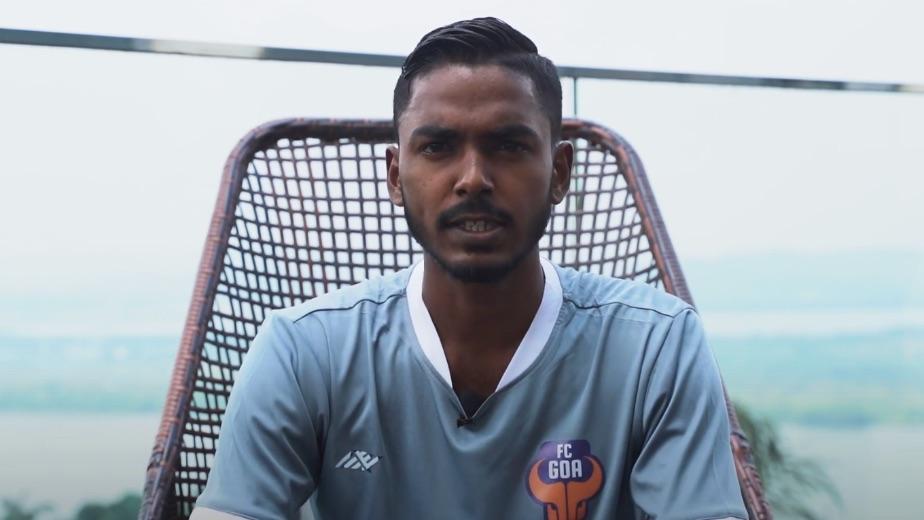 Sanson Pereira extends contract with FC Goa