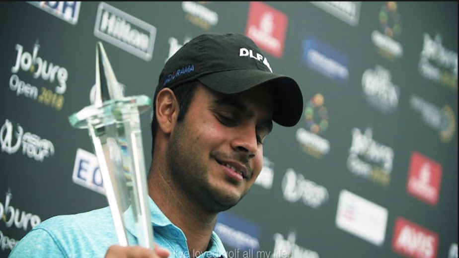 Golfer Sharma begins with modest 1-under 70 in Wales