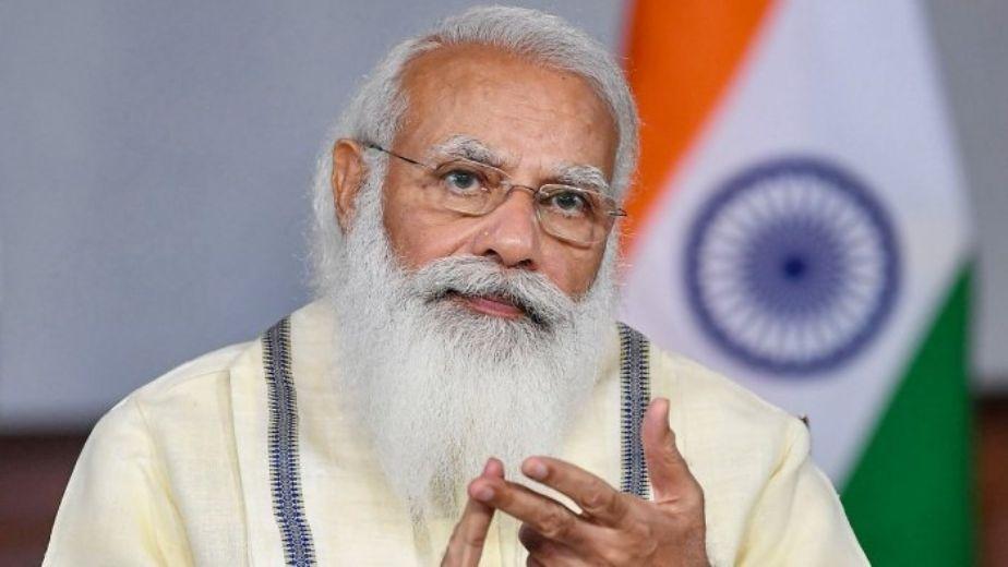 PM Modi leads country in congratulating Olympic silver medallist Mirabai