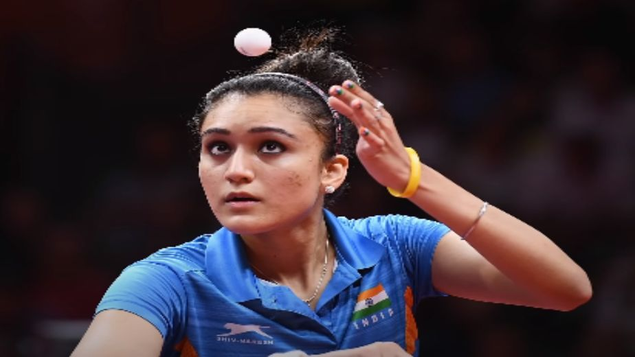 Manika Batra refuses national coach's help during first round match at Tokyo Olympics