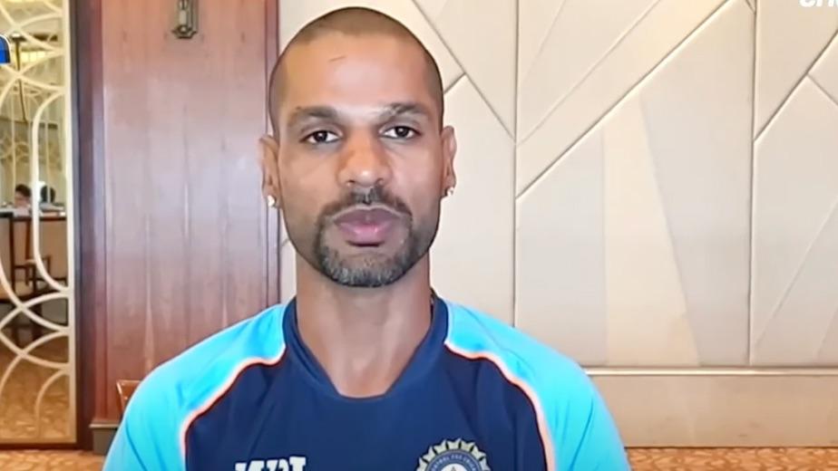 Surya's batting is amazing to watch: ShikharDhawan