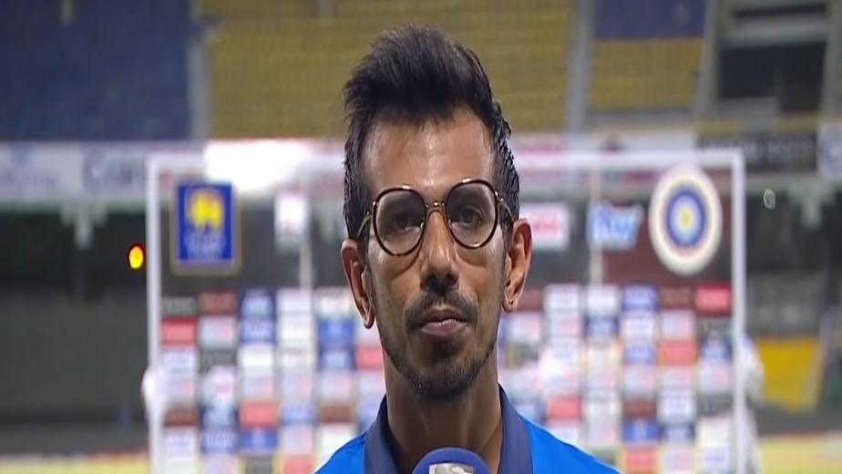 Chahal looks to perform 'at every given opportunity' to secure T20 World Cup spot