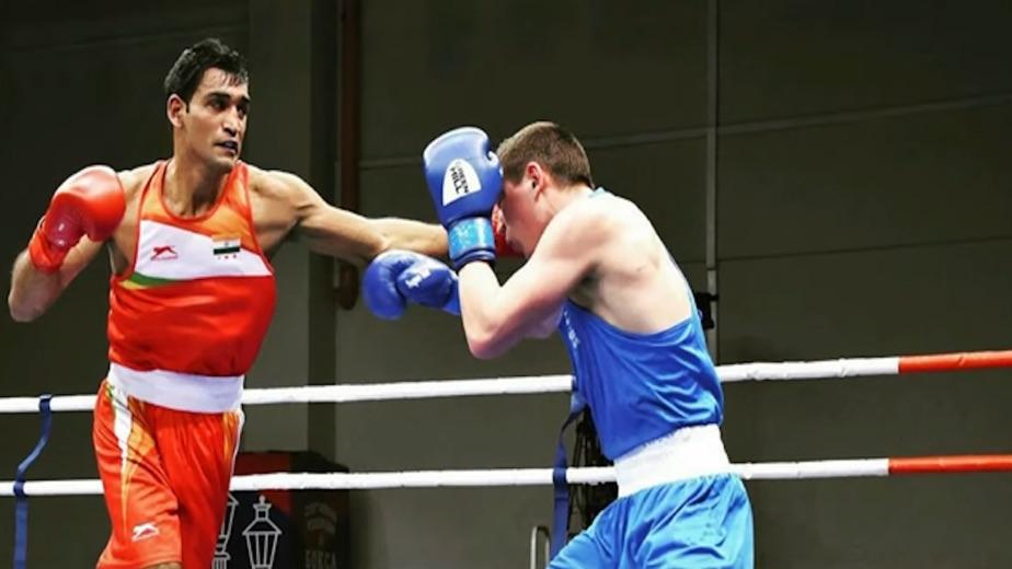 Indian boxer Ashish Kumar loses 5-0 to China's Erbieke Tuoheta