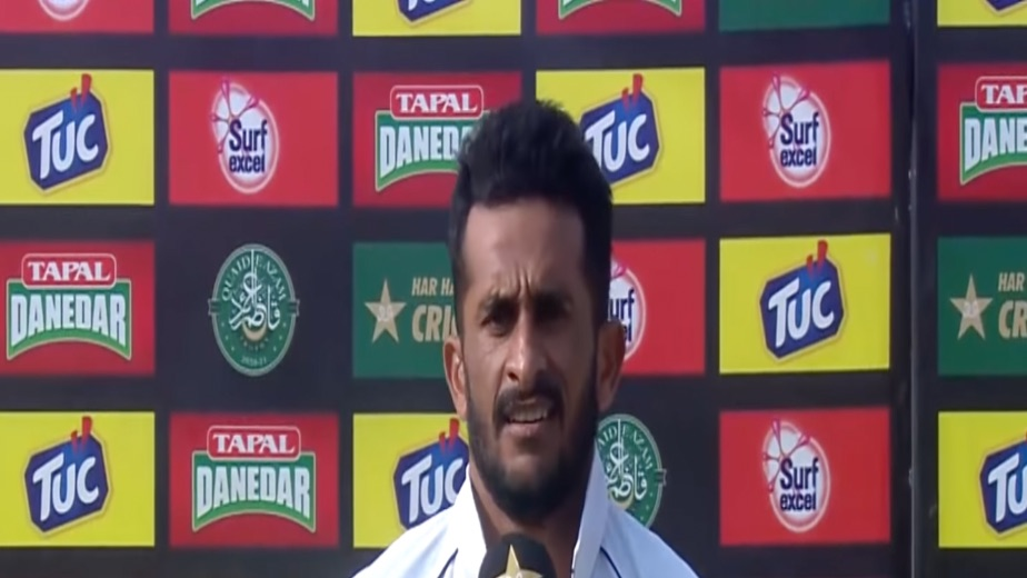 I want to see myself as all-rounder in all three formats: Pakistan's bowler Hasan Ali