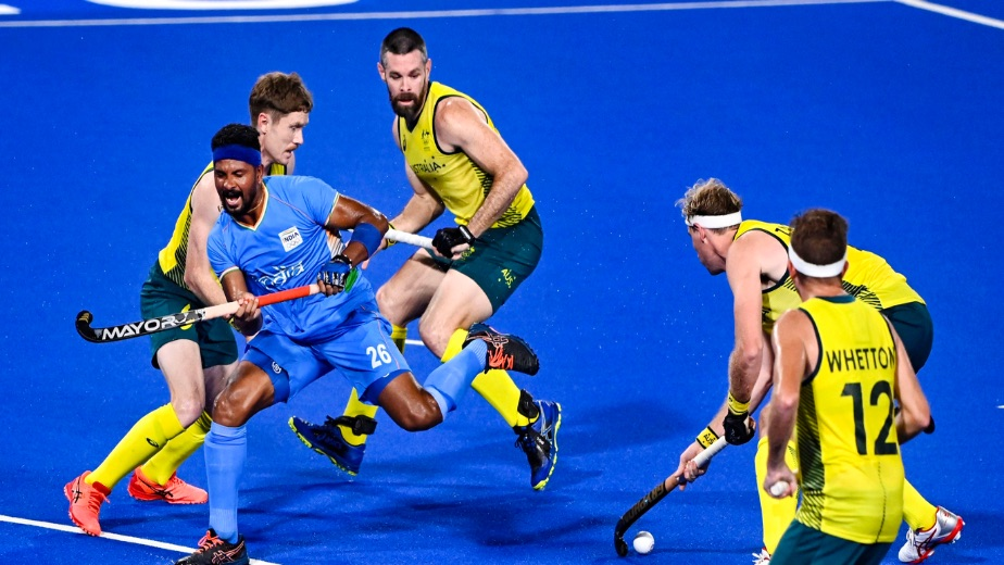 Australia sitting pretty on top in pool A at Tokyo