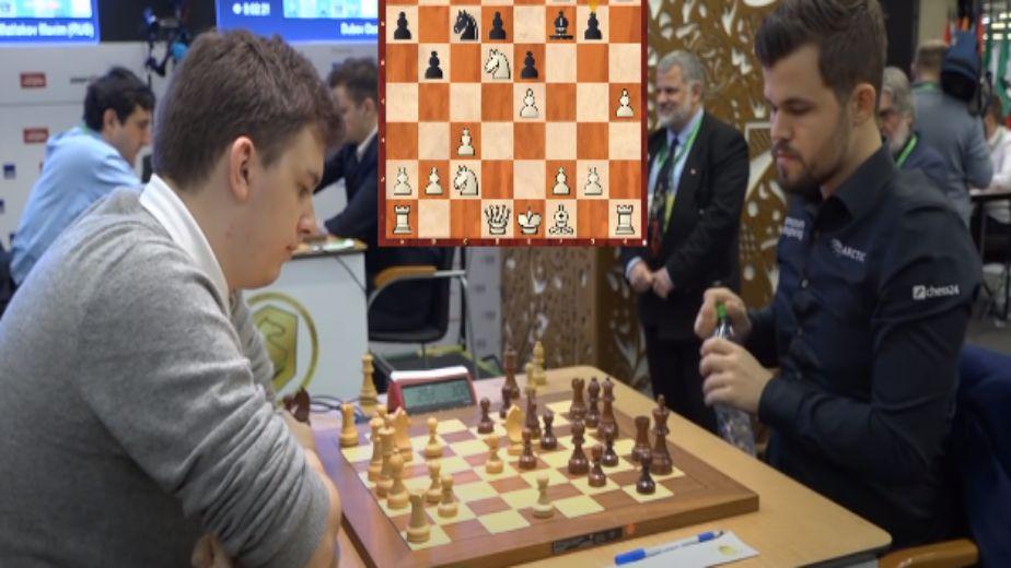 World Cup chess: Duda beats Grischuk in tie-break, sets up clash with Gujrathi in quarterfinals