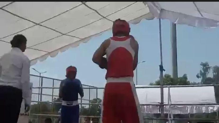 Mahi Raghav enters quarters of Junior girls national boxing championships