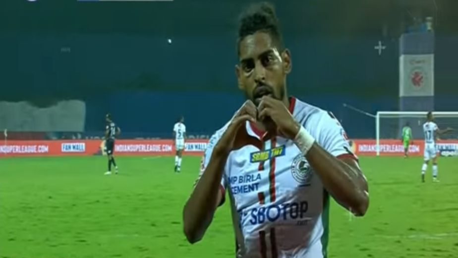 Roy Krishna extends his contract with ATKMB