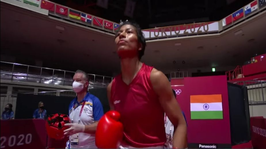 Didn't have any strategy, just wanted to fight fearlessly: Lovlina on historic Olympic win