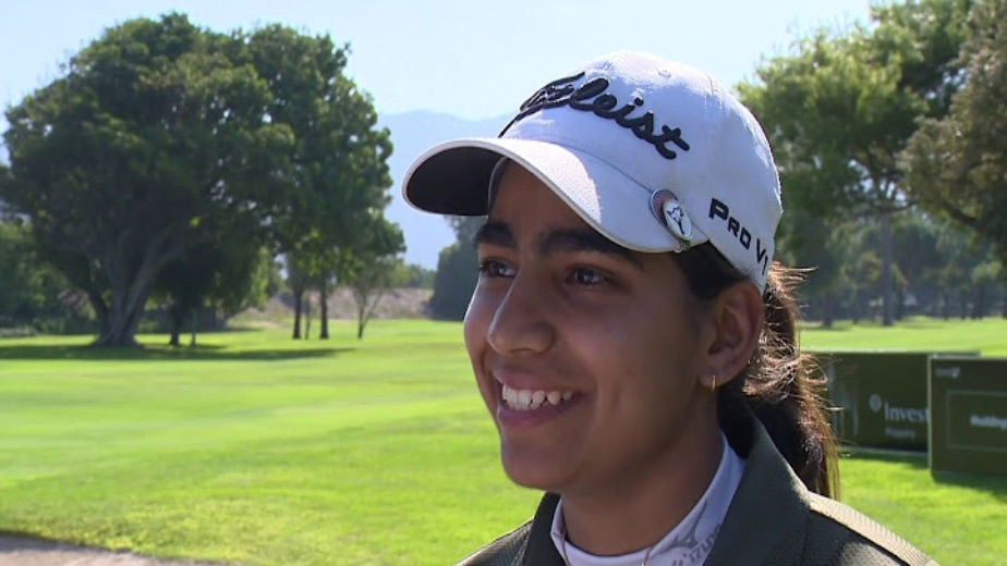 Golfer Disksha Dagar leaves for Tokyo after last-minute Olympic entry