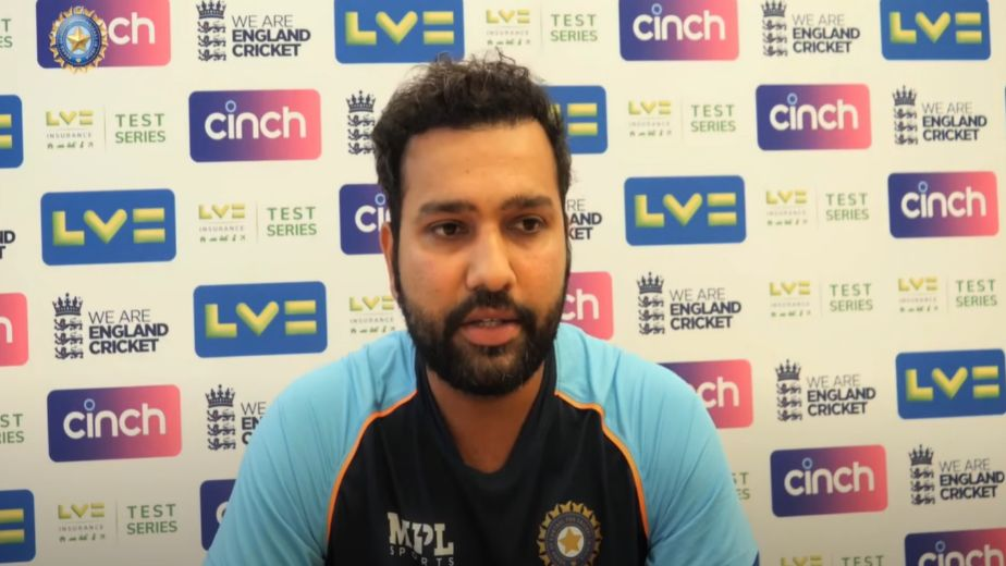 If the ball is in my area, I will play my shots: Indian opener Rohit Sharma