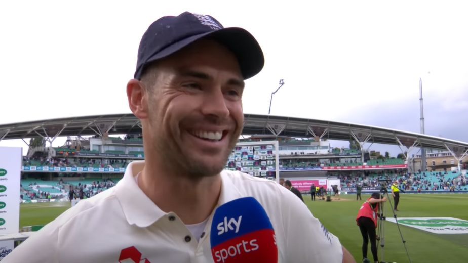 England pacer James Anderson equalsAnil Kumble's tally of 619 wickets