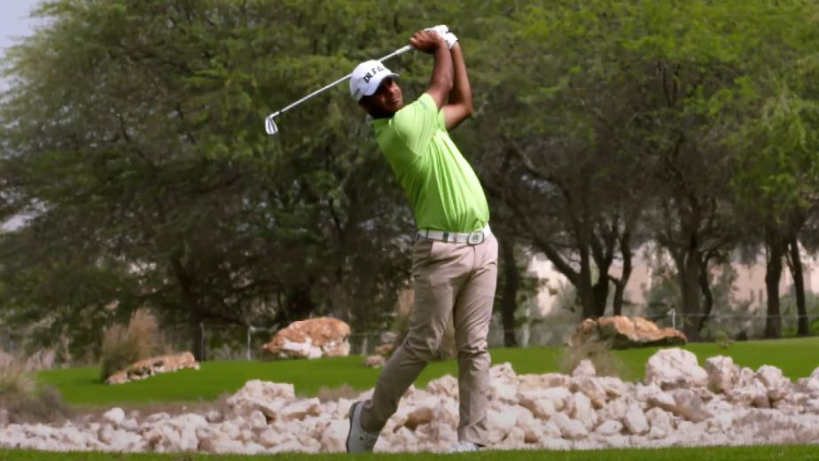 Golfer Shubhankar Sharma lands two eagles on back at Hero Open, finishes a creditable Tied 16th