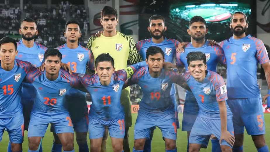 Indian football team's camp to arrive in Kolkata after 15 years