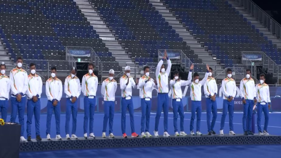 India's most successful and biggest Olympic contingent returns from Tokyo