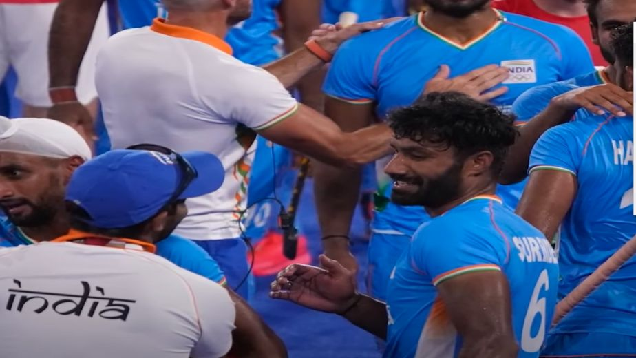 Indian Hockey players receive warm welcome in Punjab and Haryana after Olympic heroics