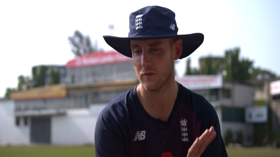 Stuart Broad to miss the entire test series against India with right calf injury