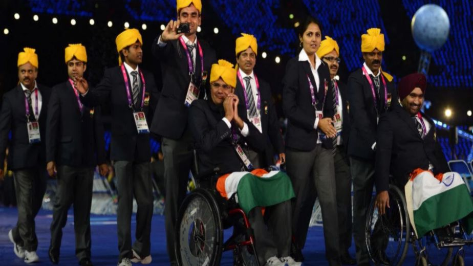 54-member Indian team for Paralympics accorded warm send-off to Tokyo