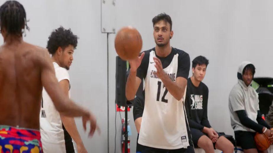 Sometimes, it feels like a dream: Princepal Singh on his NBA journey