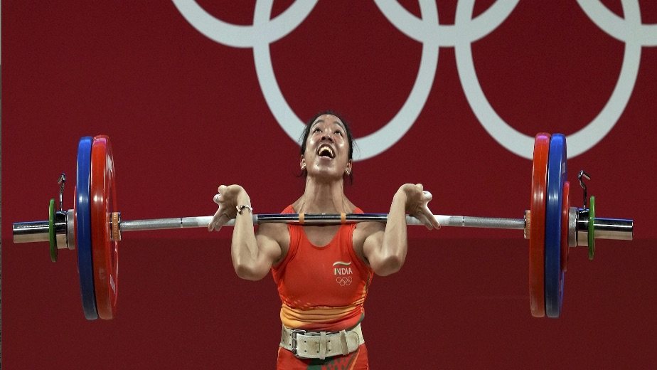 Olympic medal effect: Mirabai Chanu already seeing heightened interest in weightlifting