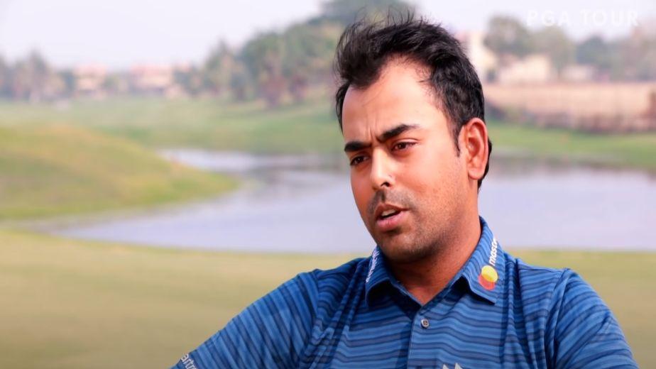 Anirban Lahiri recovers well to make cut at Wyndham Championship