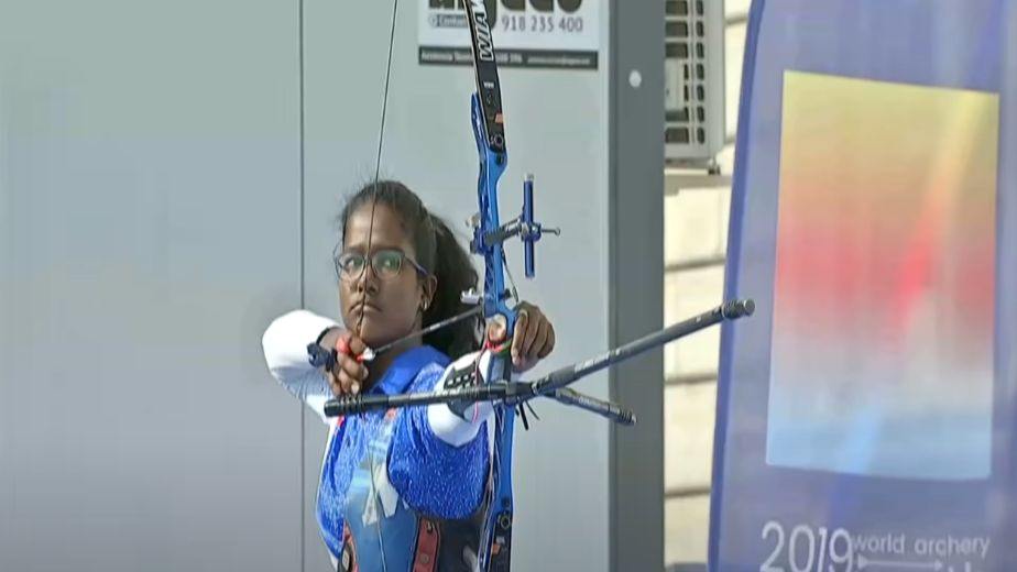 Komalika Bari emulates Deepika Kumari to win successive Archery world titles, record haul for India
