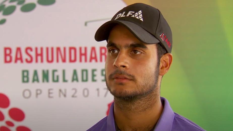 Shubhankar Sharma finishes T-9, records second Top-10 of 2021 season