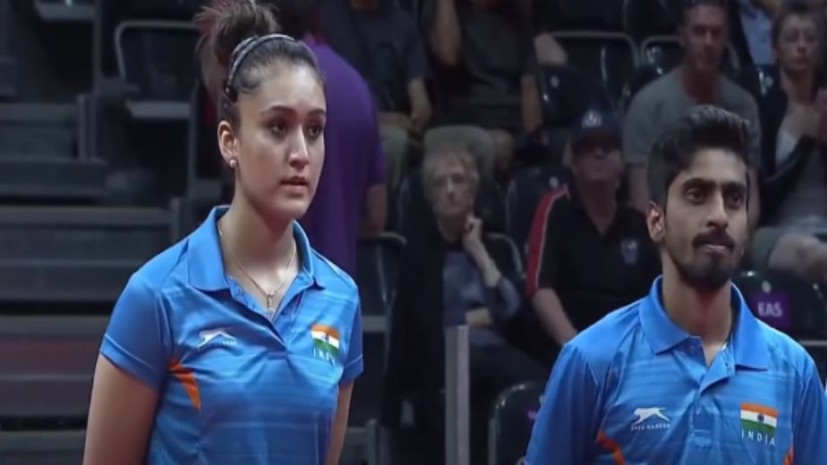 Indian Paddlers Sathiyan Gunnasekaran and Manika Batra enter second round of WTT Contender Budapest