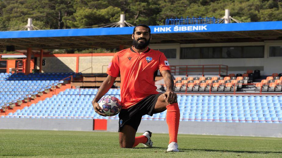 Sandesh Jhingan joins HNK Sibenik, to play in Croatia's top tier league