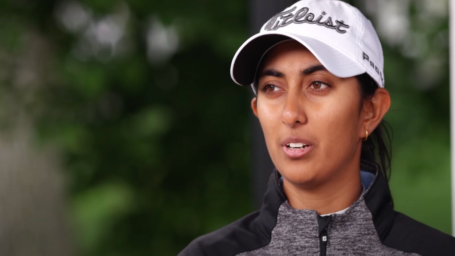 Aditi starts steady with 1-under at British Open