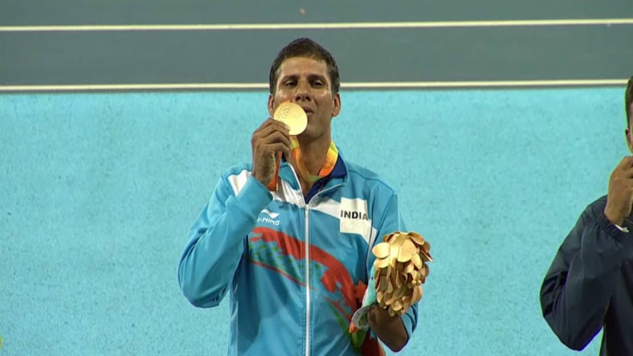 Hoping to build on unprecedented gains made by javelin throw: Jhajharia