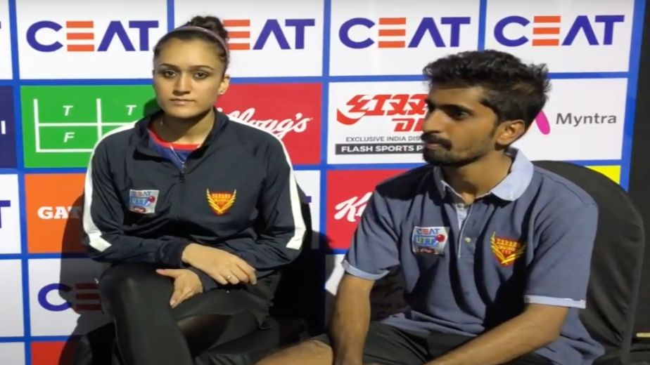 Manika and Sathiyan make winning return in Table tennis, win mixed doubles title in Budapest