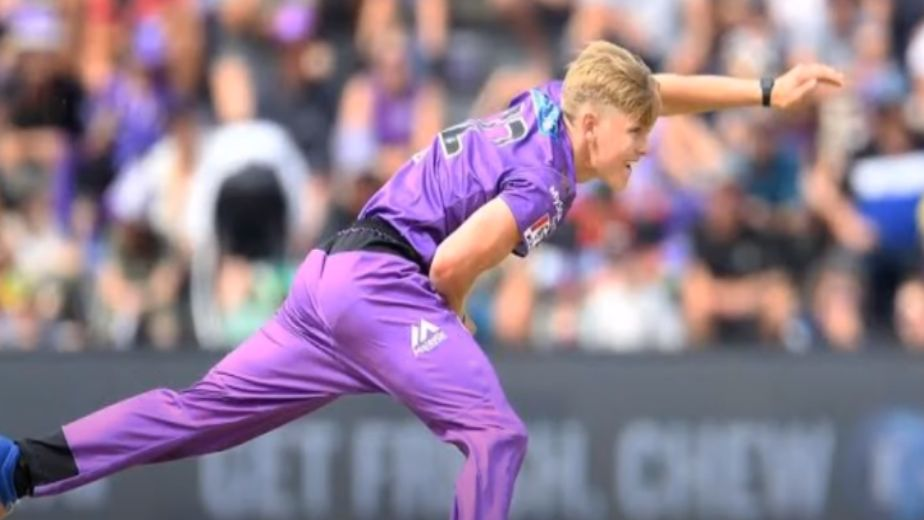 Australian pacer Nathan Ellis bags IPL contract
