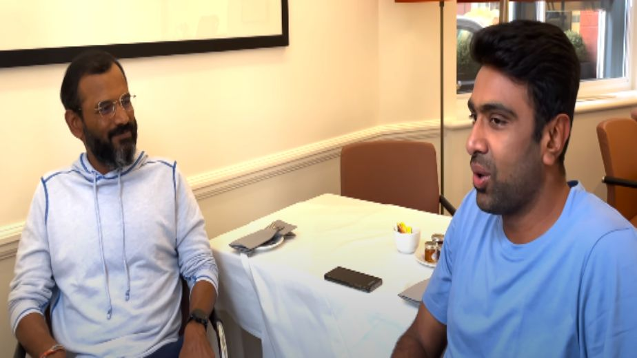 I was asked to be ready because of heat wave in London but then it started pouring: Ashwin