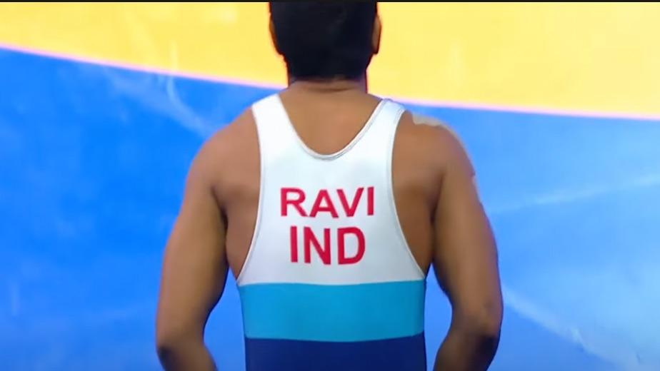 Wrestler Ravi Malik loses bronze play-off in just 42 seconds