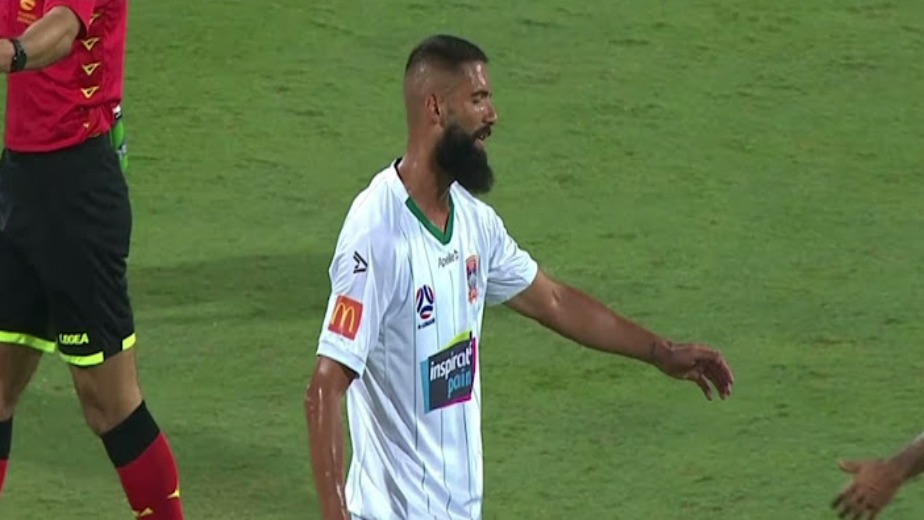 Odisha FC signs Malaysian international Liridon Krasniqi on loan