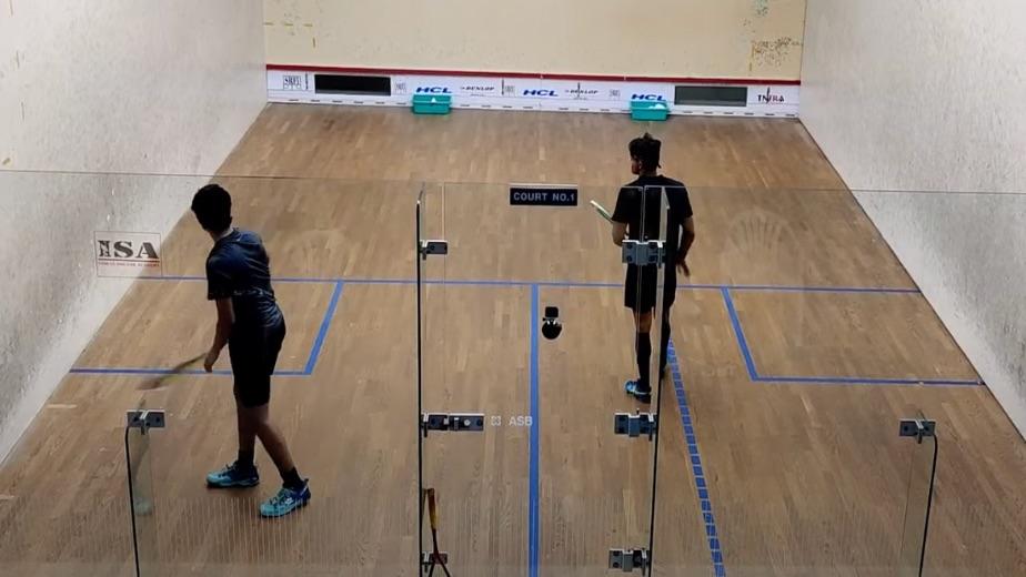 Indian Tour Squash tournament: Yuvraj Wadhwani pulls off upset win over Ravi Dixit