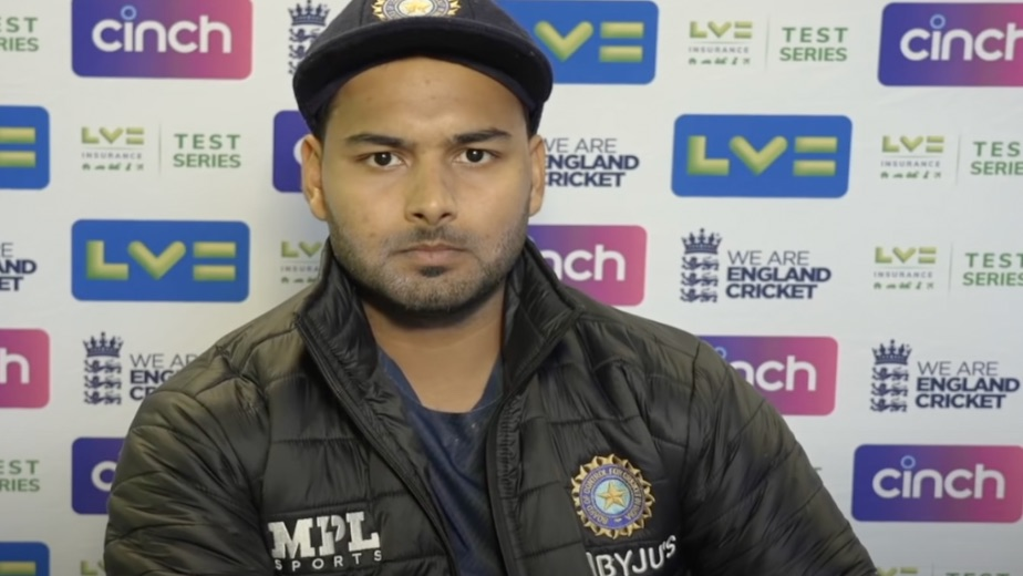Rishabh Pant reveals how he had to change his stance after being told by umpire