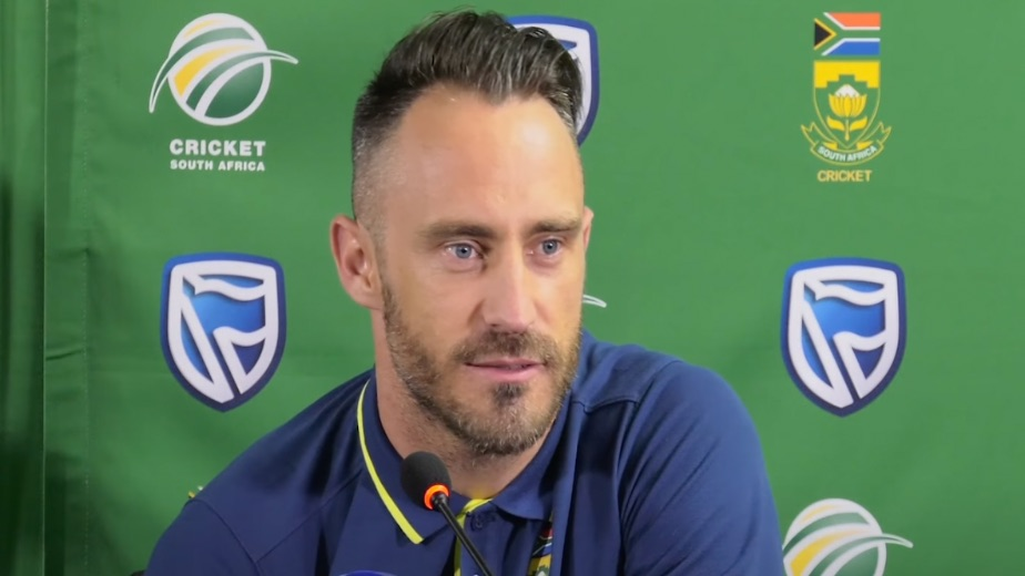 Faf du Plessis named Bangla Tigers' Icon and captain for Abu Dhabi T10