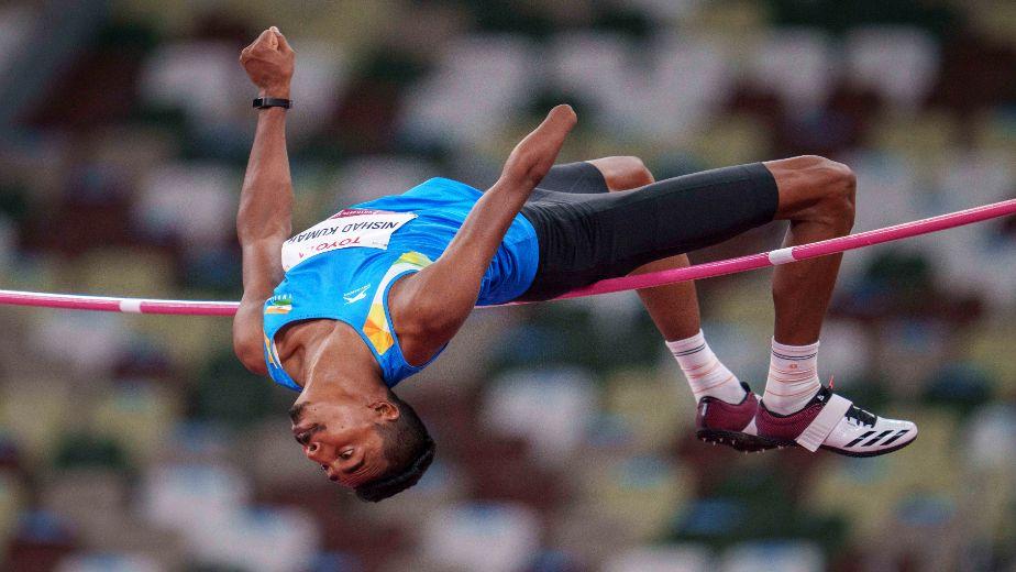 Nishad Kumar wins men's high jump silver in Paralympics