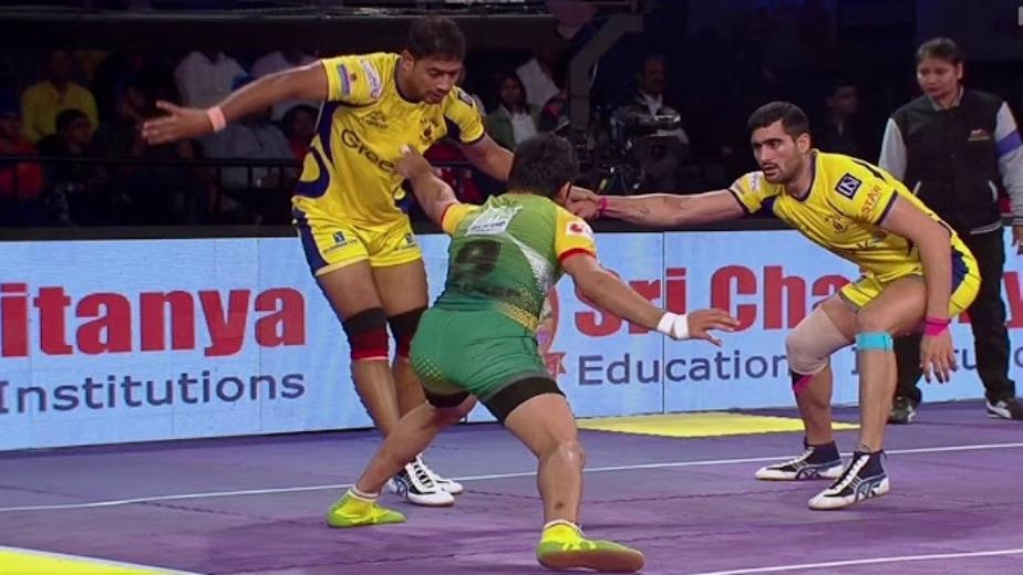 Raider Pradeep Narwal smashes all-time Pro Kabaddi League record, sold to 'UP Yoddha' for Rs 1.65 cr