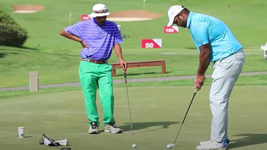 Udayan Mane, Rashid Khan and Khalin Joshi among golfers to tee off at Golconda Masters