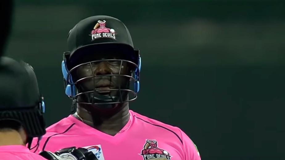 Lewis powers Tallawahs to second win in CPL