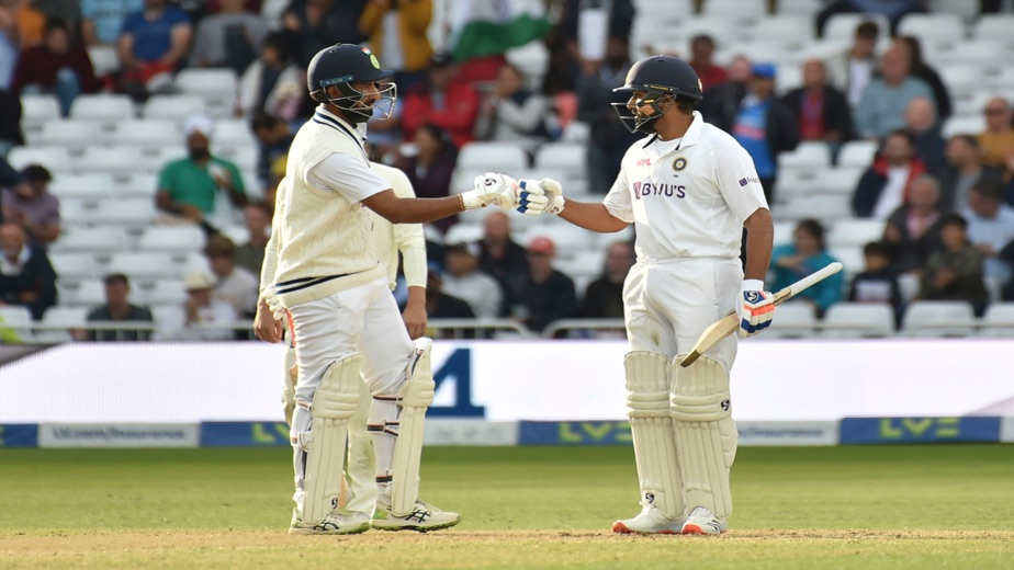 India struggle to 54/3 at lunch on day one
