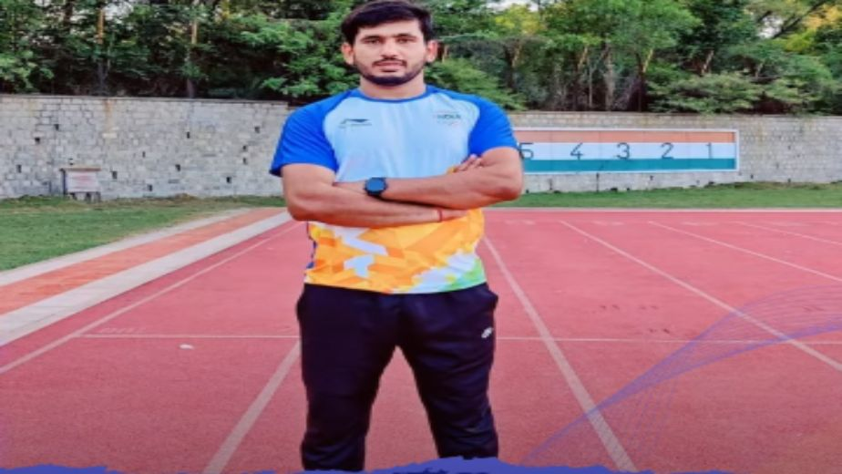 Paralympics: Arvind ends 7th in men's shot put F35 event
