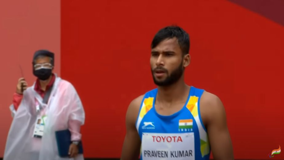 A google search that started journey of Paralympic silver medallist Praveen Kumar