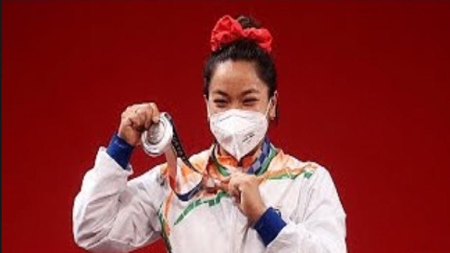 BPRD honours Tokyo Olympic Silver medallist Mirabai Chanu