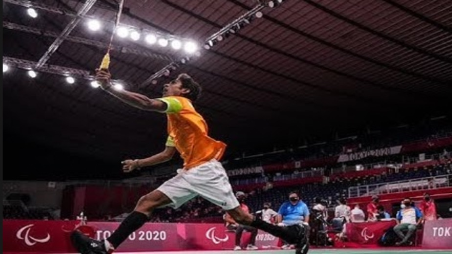 Bhagat-Kohli mixed doubles duo loses bronze medal match in Badminton at the Tokyo Paralympics